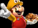 Cheeky Nando's Mario