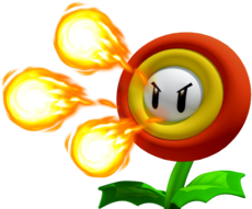 Fake Fire Flower