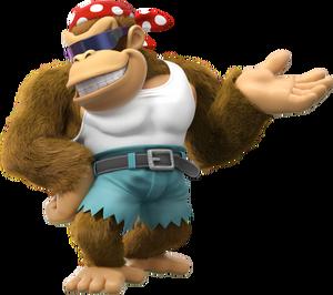 MTOCG Funky Kong