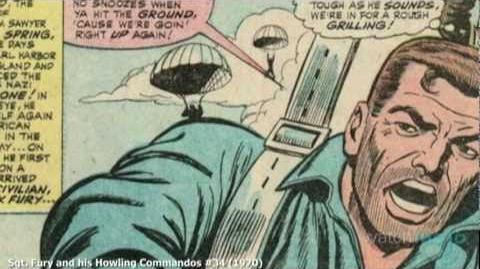 Origins Nick Fury