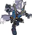 SSF2 Wolf