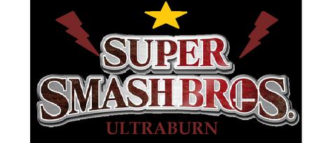 Super Smash Bros Ultraburn