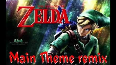 The Legend of Zelda - Main theme remix
