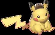0.4.Detective Pikachu sitting Down