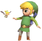 1.14.Toon Link staring at a fairy