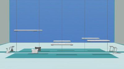 640px-SSB4 Wii Fit Studio Stage