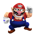 ACL - SSBSwitch recolour - Wario Overalls 1