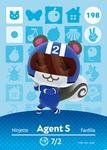 Ac amiibo card s2 agent s