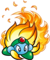 Burning Leo
