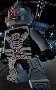 Cyborg (Lego Batman 4)