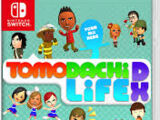 Tomodachi Life Switch