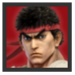 JSSB Character icon - Ryu