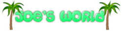 Joes world kt logo
