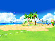 MHWii CheepCheep Beach
