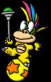 Modern Lemmy Koopa (SMB3 style)