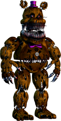 NightmareFredbearBACIV