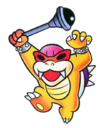 Roy Koopa- Super Mario World Fusion