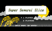 Samurai Slice 3DS