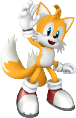 Sonicchannel tails cg high5