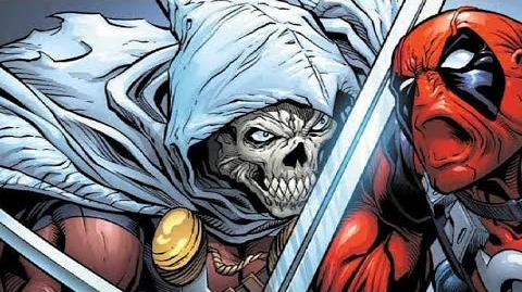 Supervillain Origins Taskmaster