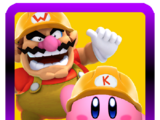 Super Wario & Kirby Maker