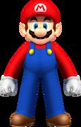 Weird Mario Modern by ACL