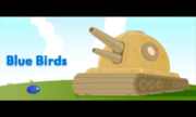Blue Birds title 3DS