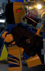 Deathstroke (Lego Batman 4)