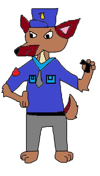 Dog-Cop