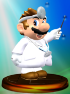 Dr. Mario Trophy Melee