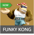Funky Kong SSBAether