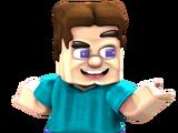 Grotesque Steve