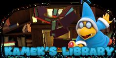InfinityRemixCourse Kamek's Library