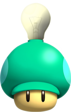 Lightmushroom