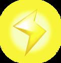 Lightning Bolt - Mario Kart 7