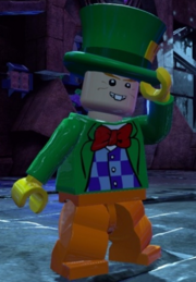 Mad Hatter (Lego Batman 4)