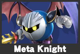 Meta Knight mugshoot
