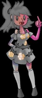 SyinaraWyneColdBlood Costume 6