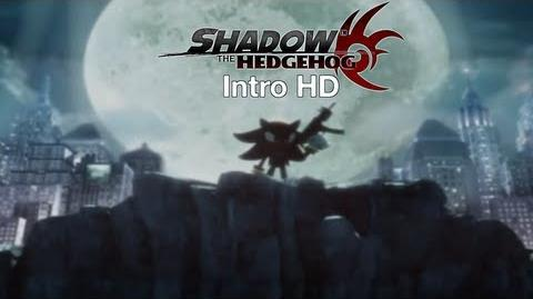 Vidéo thème de l'univers Shadow the Hedgehog - Shadow Generations