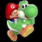 Yoshi&BabyMario