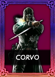 ACL Tome 57 character portal box - Corvo