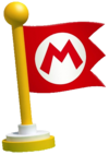 Checkpoint Flag SM3DL