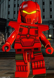 Crimson Dynamo (Lego Batman 4)