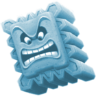 Frozen Thwomp
