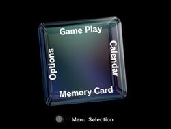 GameCubeMenu