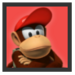 JSSB Character icon - Diddy Kong
