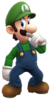 Luigi (Mario and Luigi Patners in Time pose)