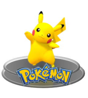 Pikachu Amiibo (AS)