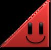 Triangle block