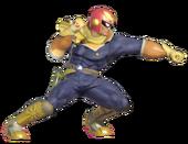 0.6.Captain Falcon Punching